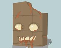 Zombie Crunch Bar