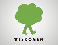 Vi-skogen Facebook campaign