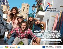 International Tourism Campaign