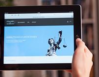 Website für Rechtsanwalt