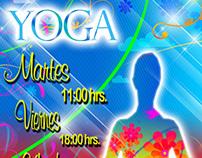 Clases de Yoga en Centro de Pilates para todos.