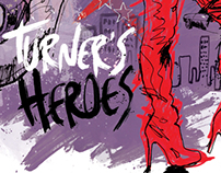 NME Artcic Monkeys Special: 'Turner's Heroes' feature.