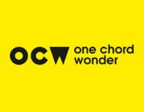 ONE CHORD WONDER - etichetta discografica