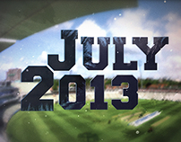 Sports Promotion For JULY 2013