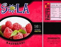 SOLA | Label Redesign