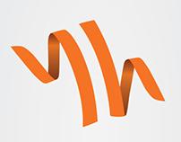 Logotyp Nowohuckiego Festiwalu Sztuki