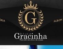 Site Ótica Gracinha