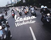 Vespa Weekender