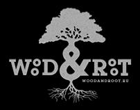 WOOD & ROOT logo