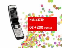 Vodafone Puntos 2010