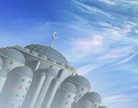 Mosquee - Concept Art