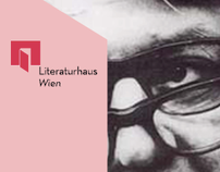 Literaturhaus Wien (CI and Advertising)