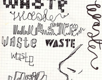 Waste / Drawing Approaches