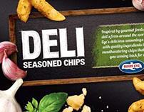 Birds Eye Deli Seasoned Chips