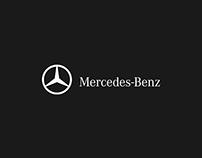 Mercedes Benz App Concept
