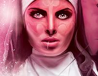 Her Holiness Marla ©BeautyTchéli