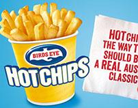 Birds Eye Hot Chips