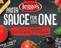 Leggo's Sauce For One