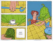 Cucumbo comic