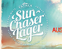 Yatala Sun Chaser Lager