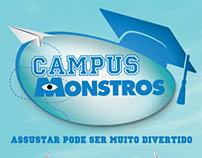 Campus Monstros | Monstros University