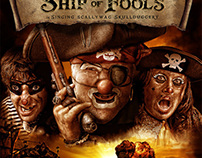 """Ship of Fools"" Movie Poster"