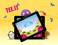 Tee.LT - mobile game for learning multiplication tables