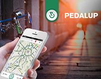 App Pedalup per le piste ciclabili