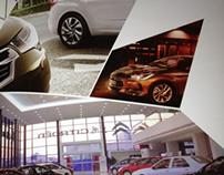 Citroen Range Brochure
