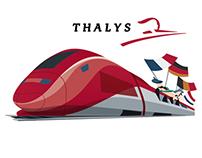 ixtract   Thalys press release