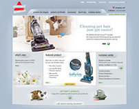 Bissell Website