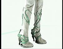 Heel sculptor for Chamaeleo's Άπνοια του Ποσειδώνα