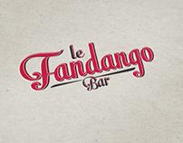 Graphic Design / Fandango - Bar