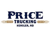 Price Trucking logo
