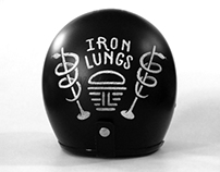 Iron Lungs Helmet Design