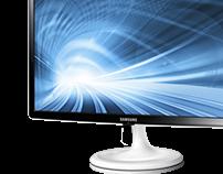 Samsung S27C430 Design