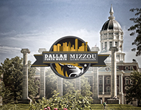 Dallas/Fort Worth Mizzou Alumni Logo