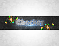 YouTube Banner: Chockey11