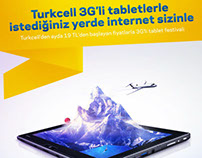 TURKCELL TABLET AD 2013