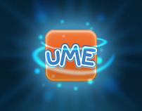 uME iOS App UI and Visual Design