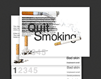 Instructions; Quit Smoking
