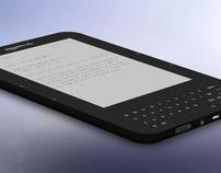 SolidWorks - Kindle 3