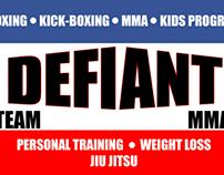 Team Defiant MMA
