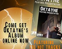 Oktayne's album release