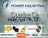 Power Industrial Equipment Supply