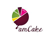 'am Cake - cake design