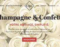 Champagne & Confettis