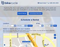 Bike Cycle Bike Kiosk