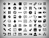 CareFusion UI Icons