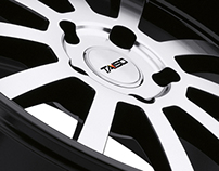 TAISO alloy wheels